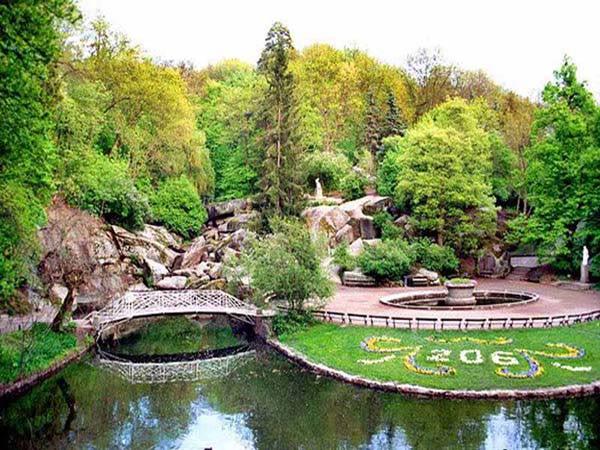 Софиевский парк. Корпоративы.