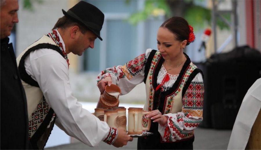 Фестиваль вина Молдова из Одессы. Кишинев.