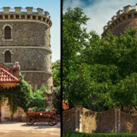 Замок Кожушна. Туры в Молдову из Одессы.