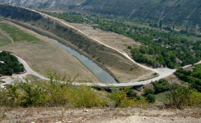Тур в Молдову из Одессы. Старый Орхей. Природа.