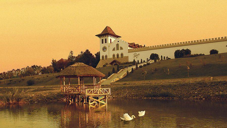 Тур в Молдову из Одессы. Поместье Пуркарь.