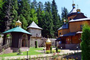 Экскурсионный тур в Карпаты на выходные. 3 дня.