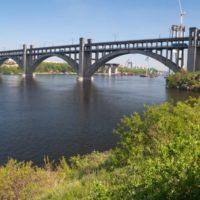 Экскурсии и отдых на Хортице. Мосты
