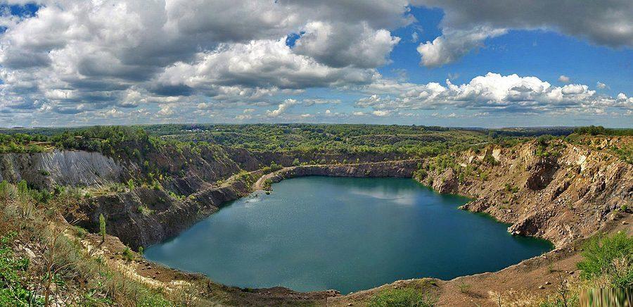 Рафтинг Южный Буг. Мигея. Голубое озеро. Родоновое озеро