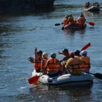 Рафтинг Южный Буг. Мигея. Сплавы по реке. Туры на выходные.