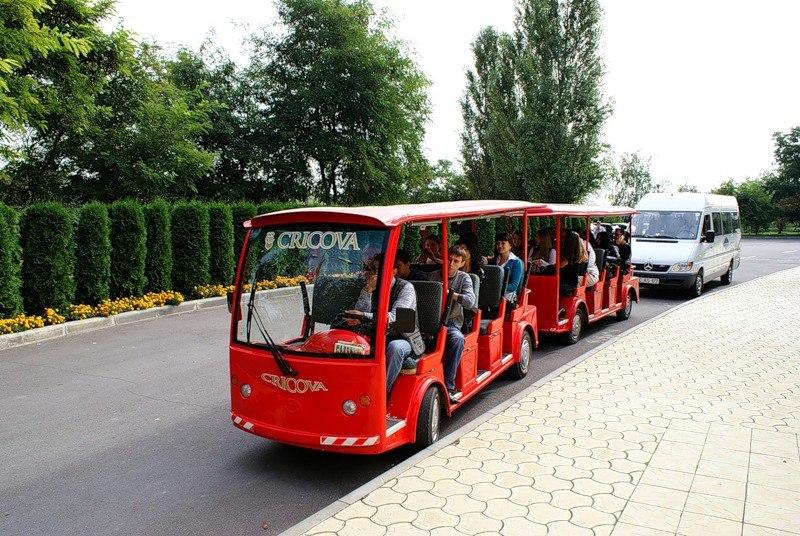 Подвалы Крикова. Тур в Молдову из Одессы