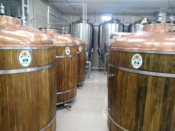Пивоварня в Микулычах. Яремча