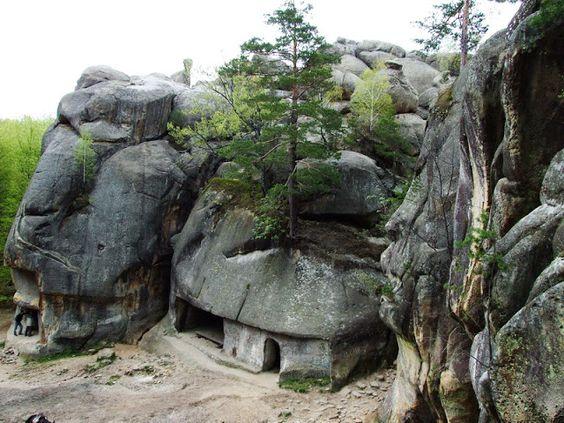 Скалы Довбуша. Тур в Карпатах. Яремча