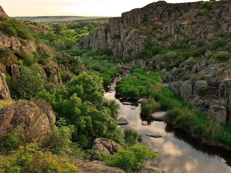 Тур в Актовский каньон