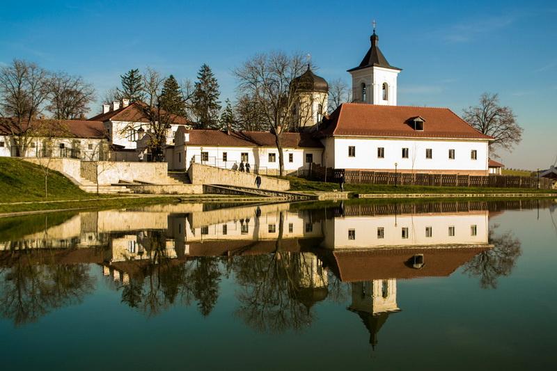 Монастырь Кэприян. Туры в Молдову из Одессы.