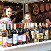 Фестиваль вина в Молдове. Кишинев.