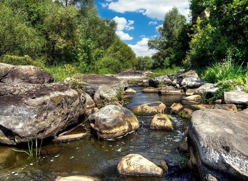 Каньон Буки. Букский каньон. Рафтинг тур + экскурсия в каньон из Киева
