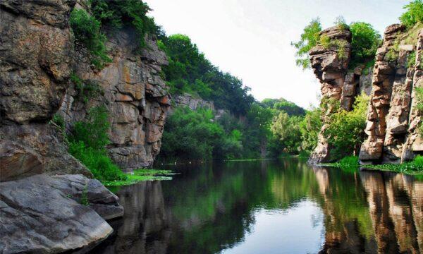 Букский каньон. Туры из Одессы