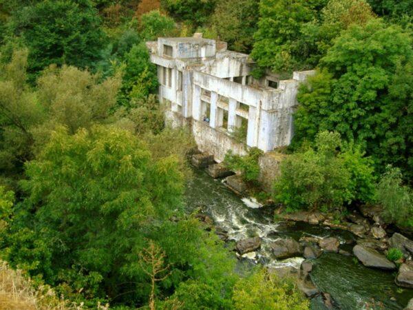 Букский каньон. ГЭС. Туры из Одессы