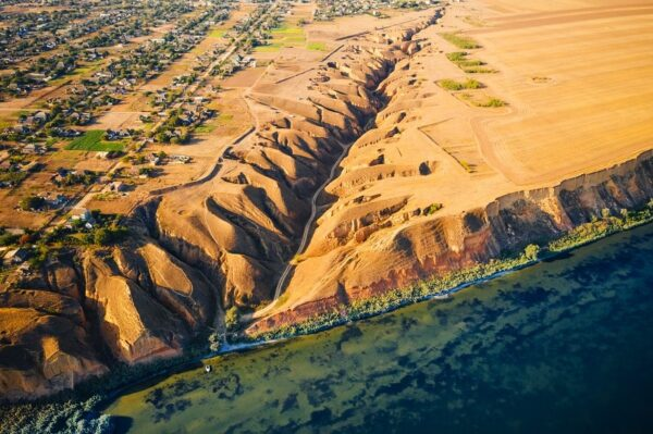 Херсонский Гранд Каньон. Тур из Одессы