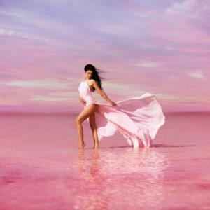 Розовое озеро (Лемурийское). Тур из Одессы